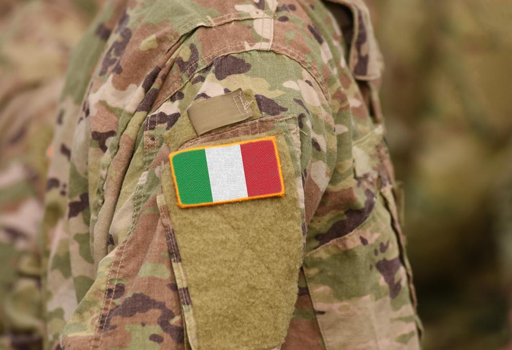 Военнослужащие Италии