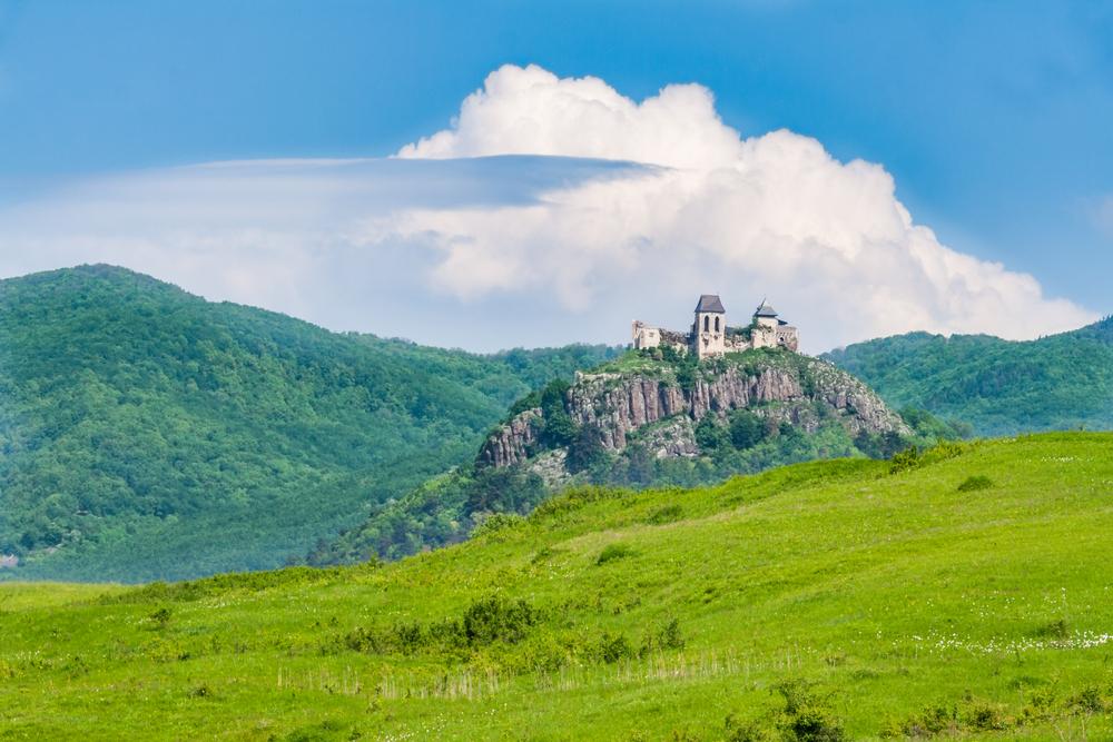 Замок Болдогко. Венгрия