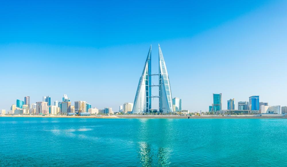 Здание торгового центра, Бахрейн.