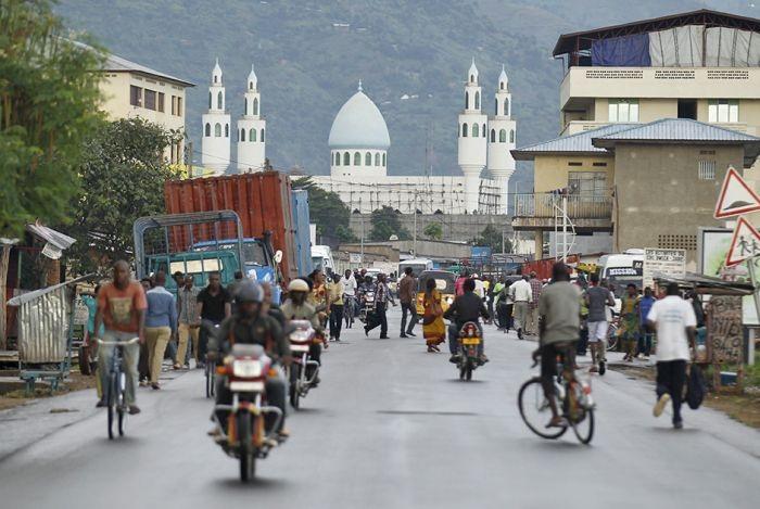 Экономика Бурунди