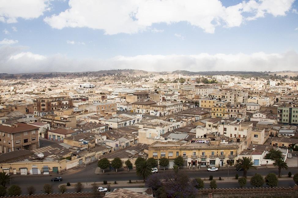 Экономика Эритреи