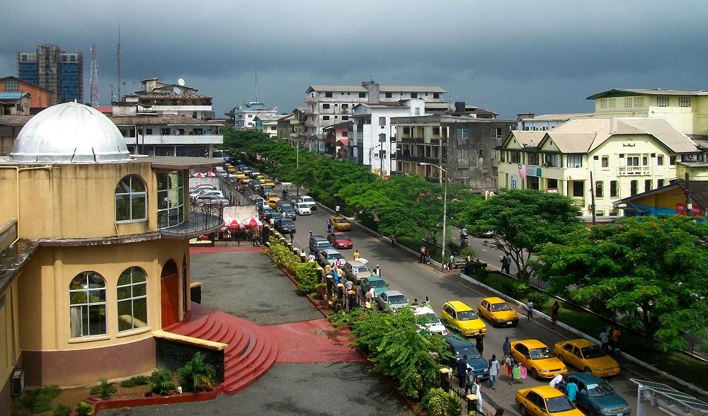 Экономика Либерии