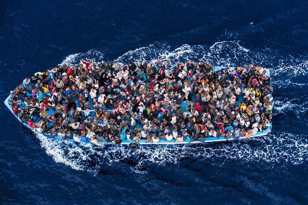 Эмигранты в странах ЕС
