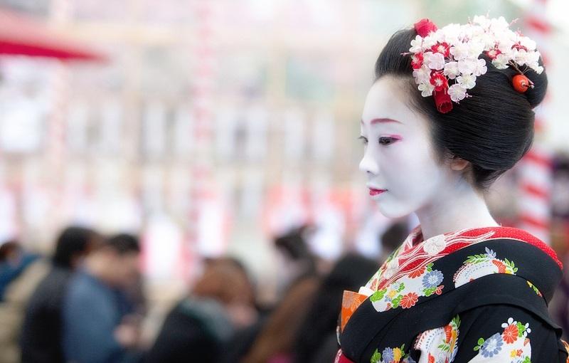 Гейши в Японии