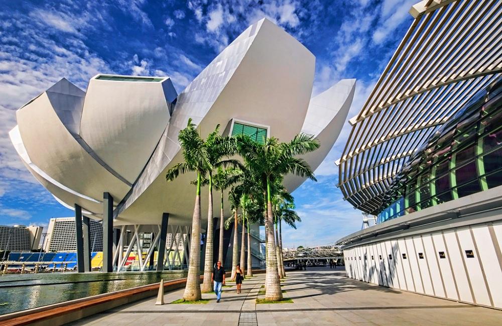 Город-государство Сингапур
