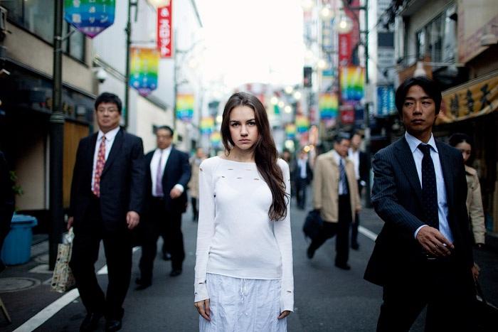 Иностранцы в Японии