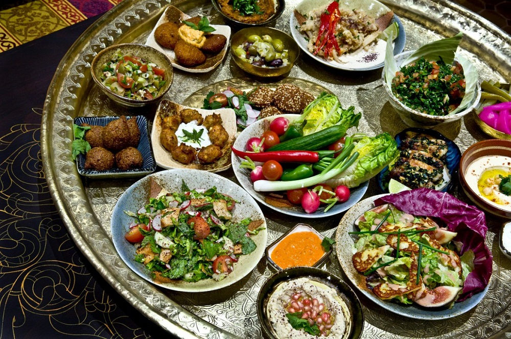 Национальная кухня в ОАЭ