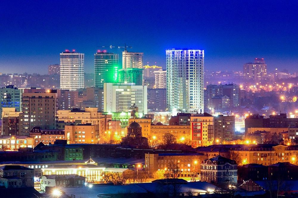 Новосибирск сегодня