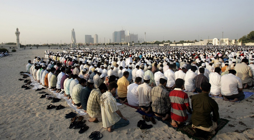 ОАЭ – исламское государство
