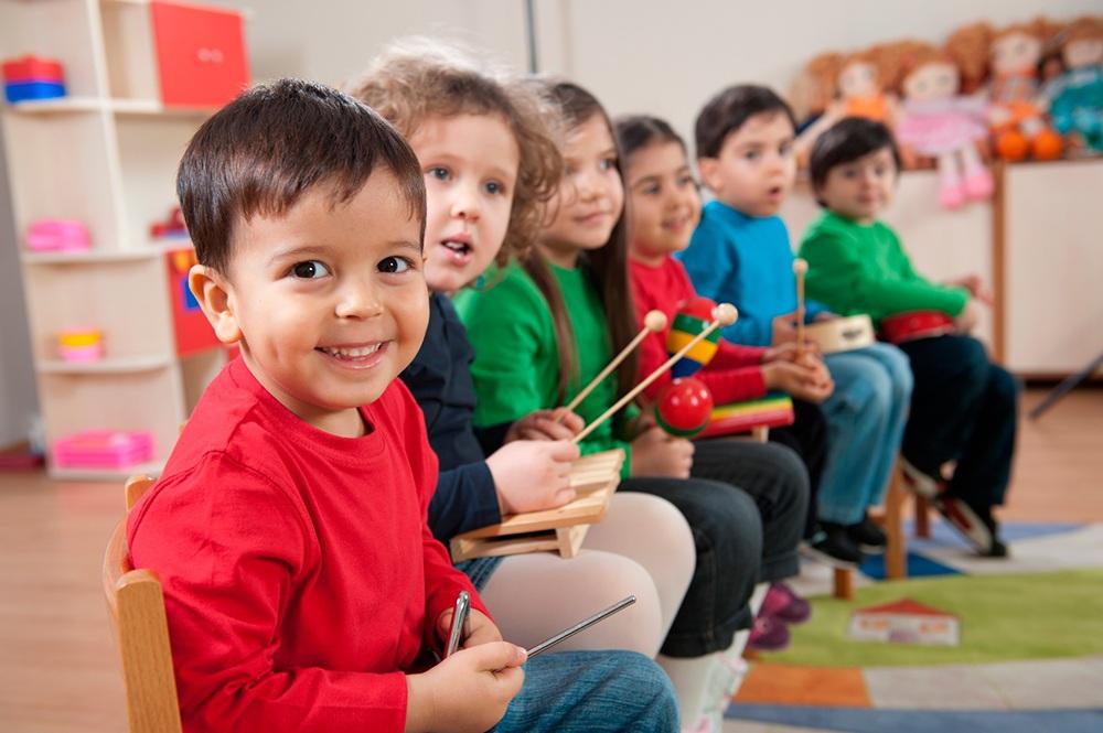 Образование для дошкольников в Турции