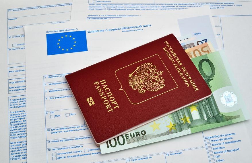 Оформление шенгенской визы для безработных лиц