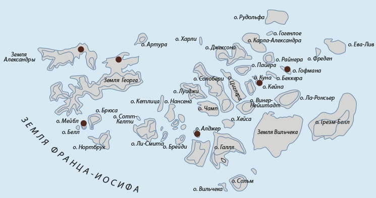 Острова Франца-Иосифа