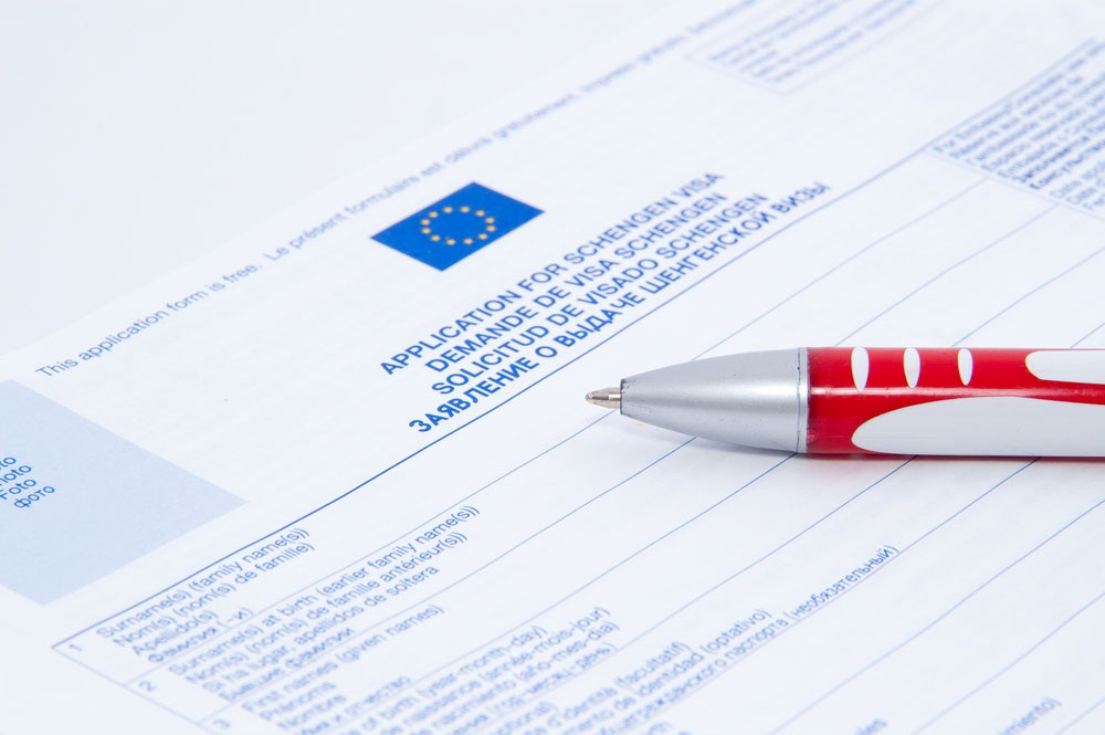 Отказ в визе по причине неправильно оформленных документов