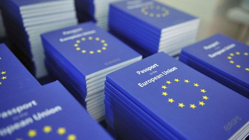 Паспорт Евросоюза