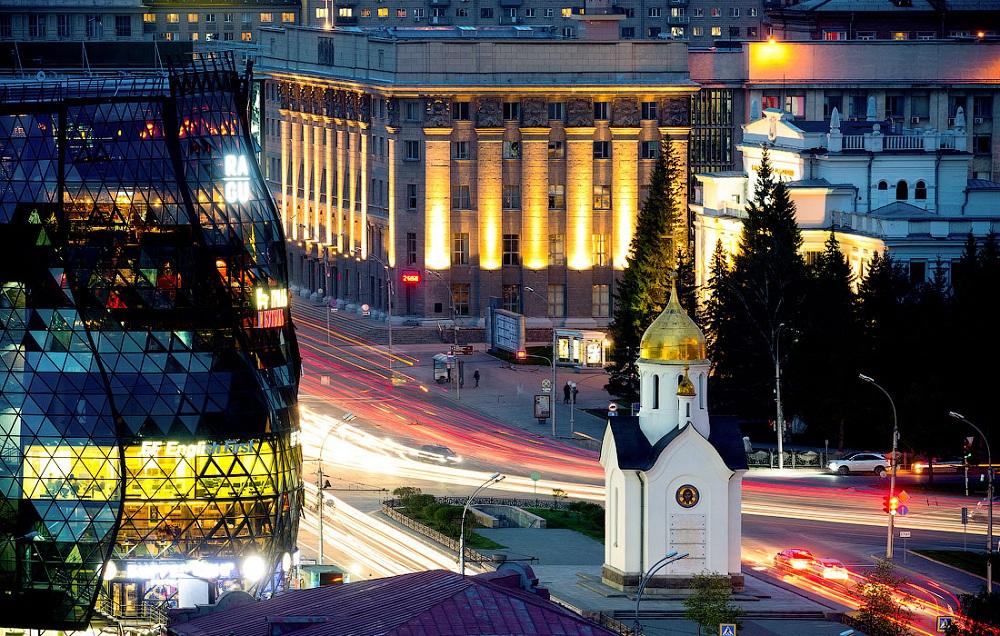 Переезд в Новосибирск