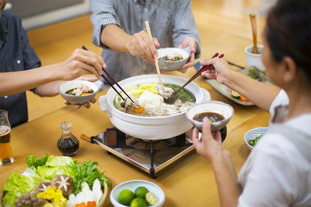 Питание в кафе и ресторанах Японии