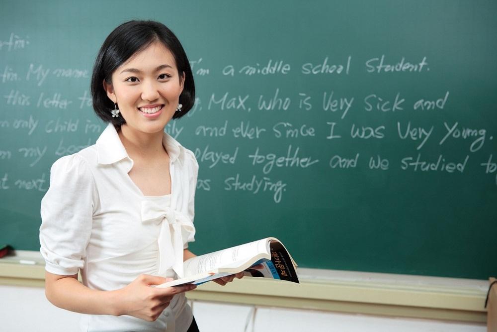 Преподаватели в Южной Корее