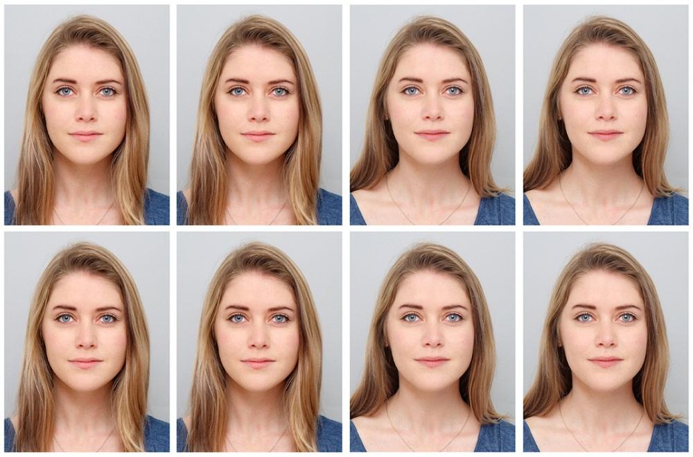 Примеры правильных фотографий для английской визы