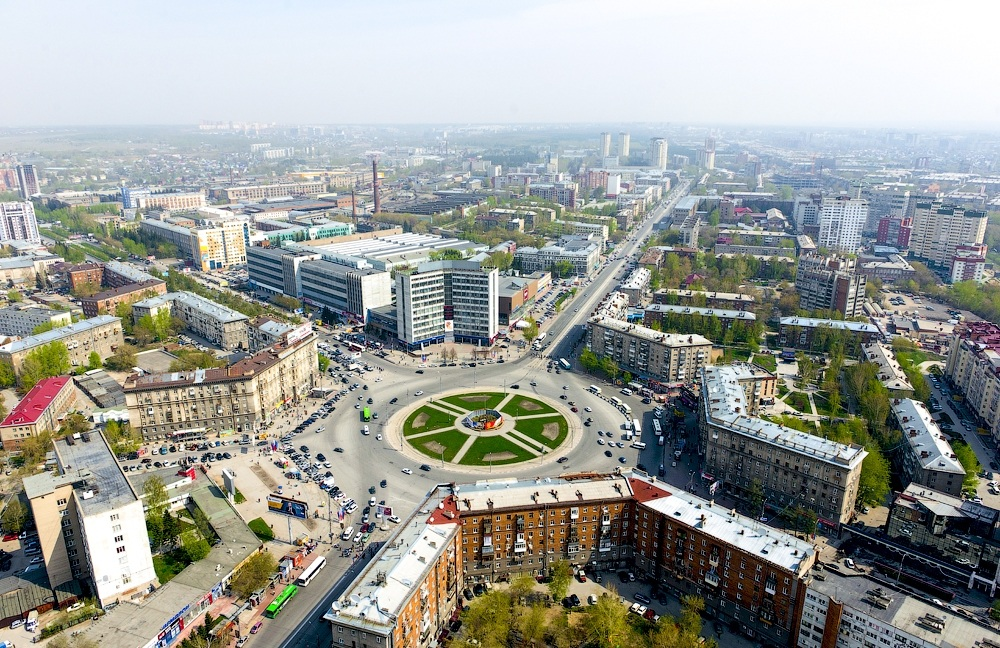 Проживание в Новосибирске