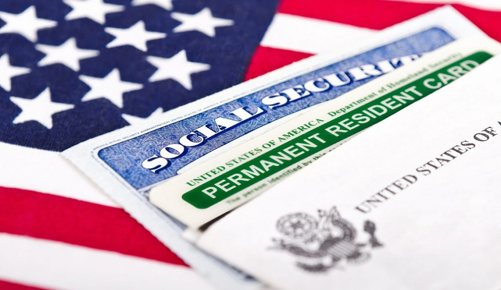Розыгрыш Green Card