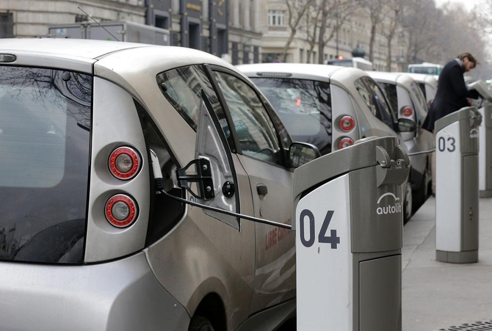 Рынок электромобилей в Белоруссии