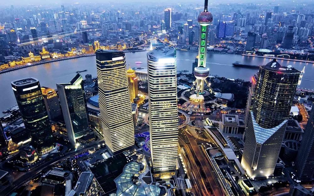 Шанхай, КНР