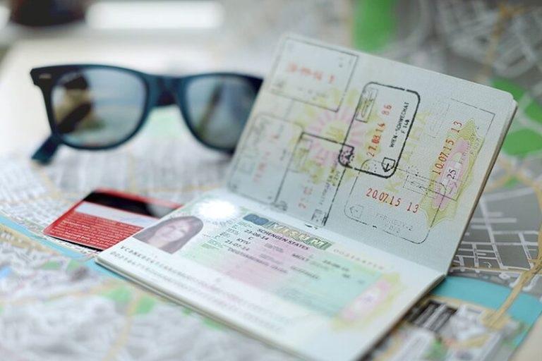 Шенгенская виза для несовершеннолетних