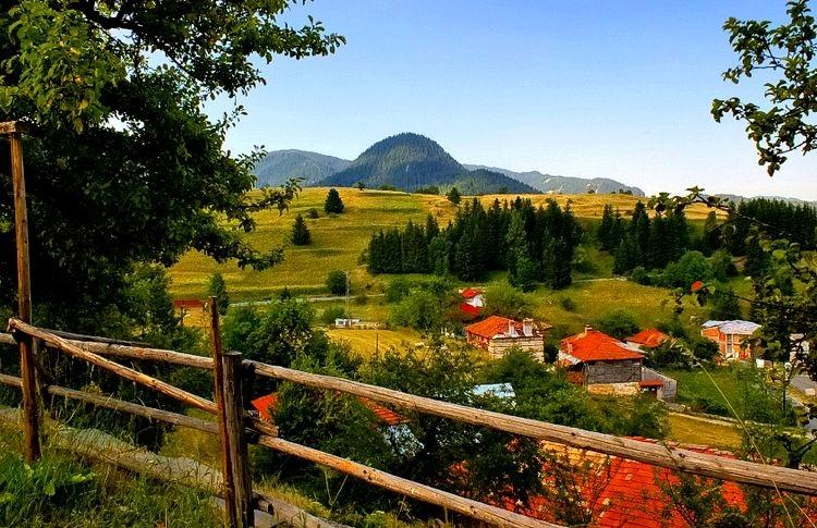 Сельская жизнь в Болгарии