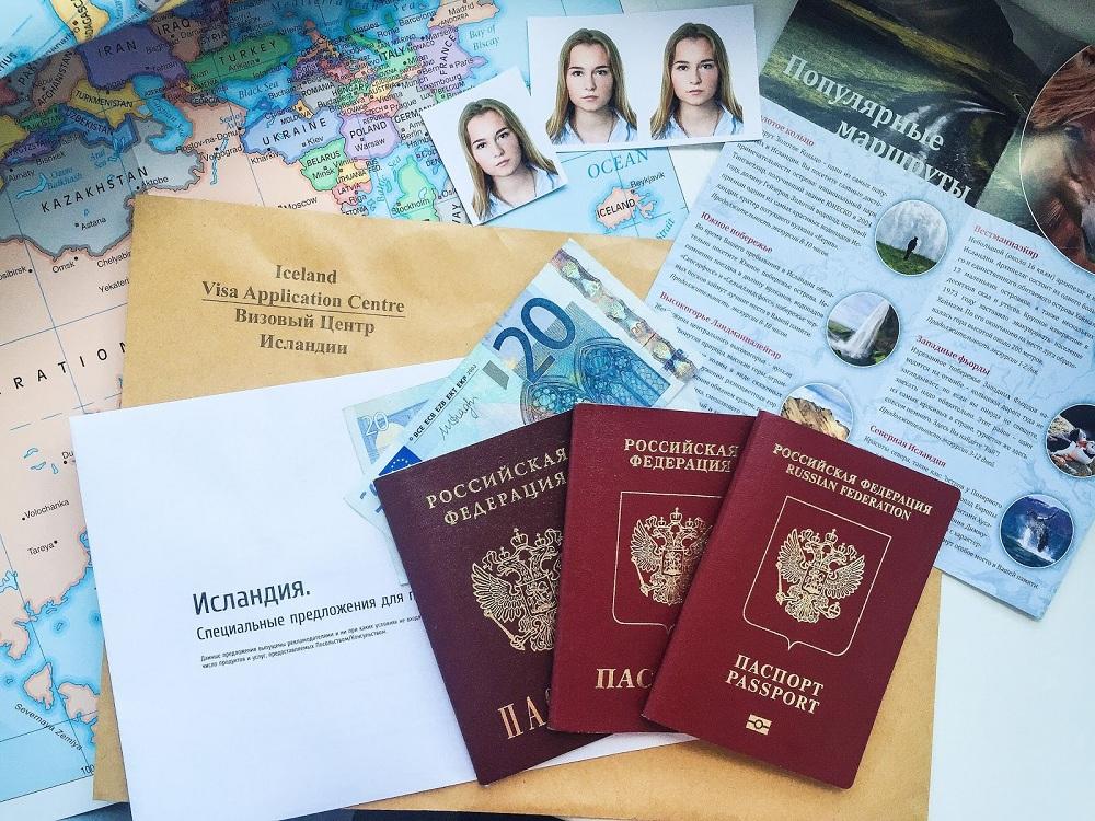 Список необходимых документов для шенгенской визы