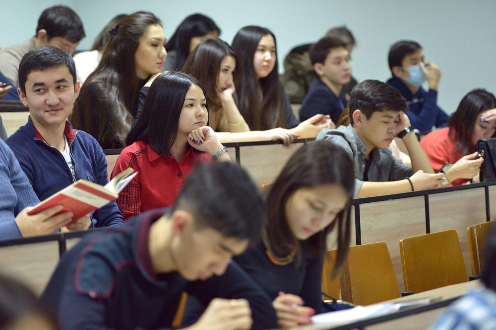 Студенты из Казахстана в Южной Корее