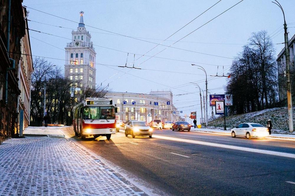 Транспорт в Воронеже