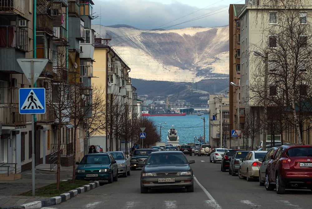 Улица Новороссийска