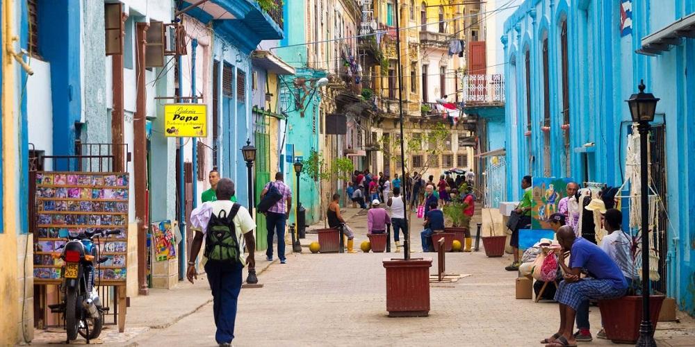 Уровень заработной платы на Кубе