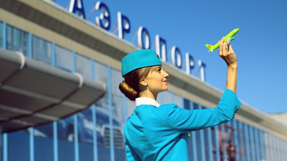 Заработок стюардесс компании «Сибирь»