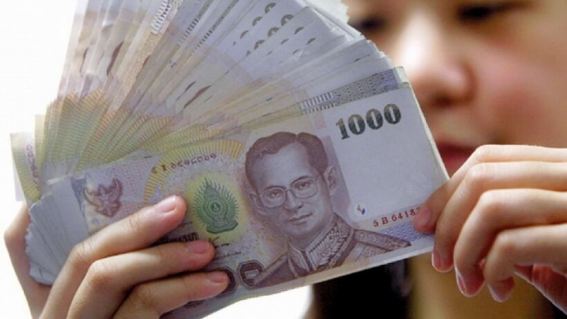 Зарплата в Таиланде