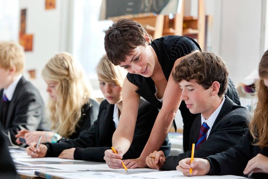 Британские частные школы
