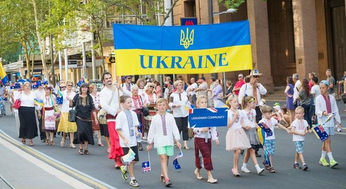 Численность украинской общины в Канаде