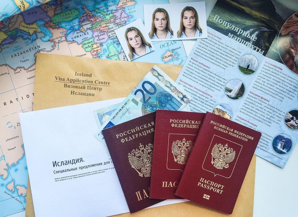 Документы для оформления визы за границу