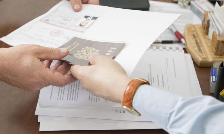 Документы для получения временного удостоверения личности
