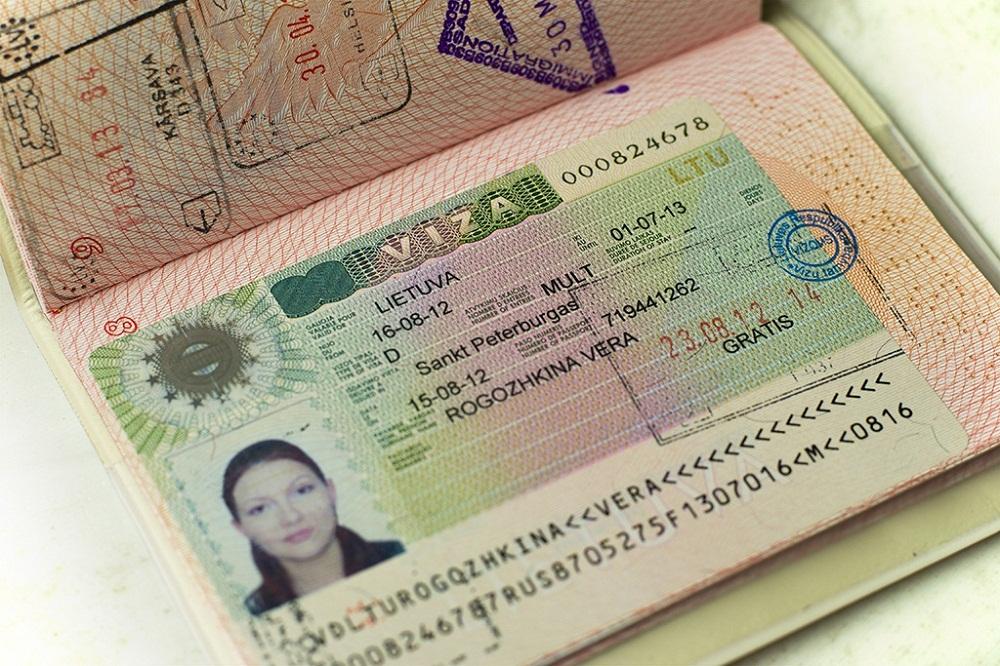Долгосрочная виза D