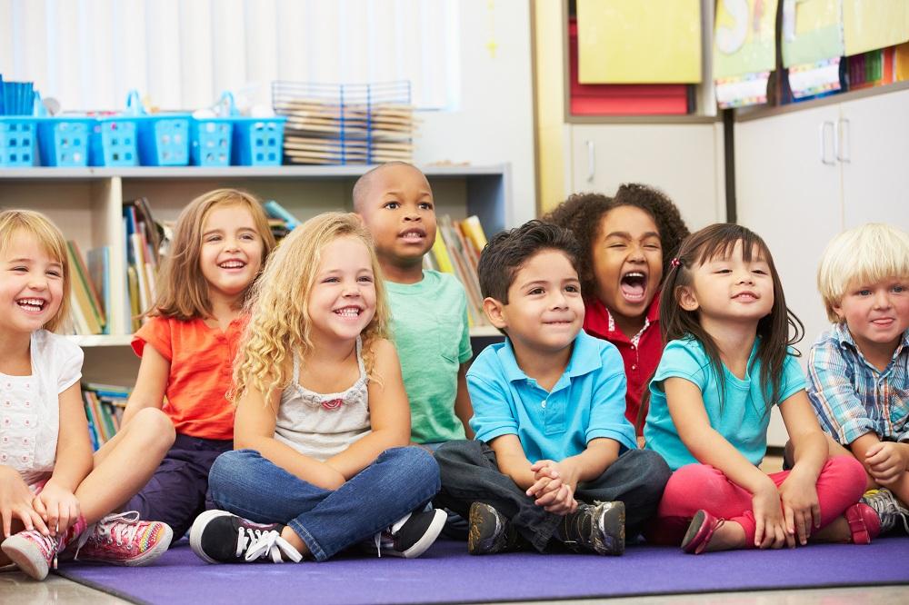 Дошкольное воспитание детей в Канаде