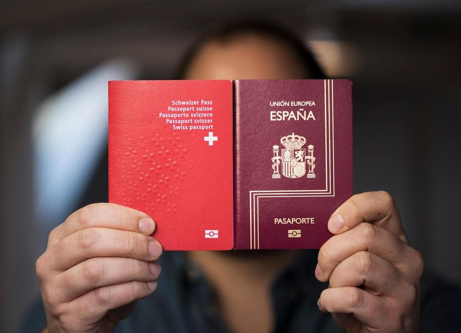 Двойное гражданство в Швейцарии