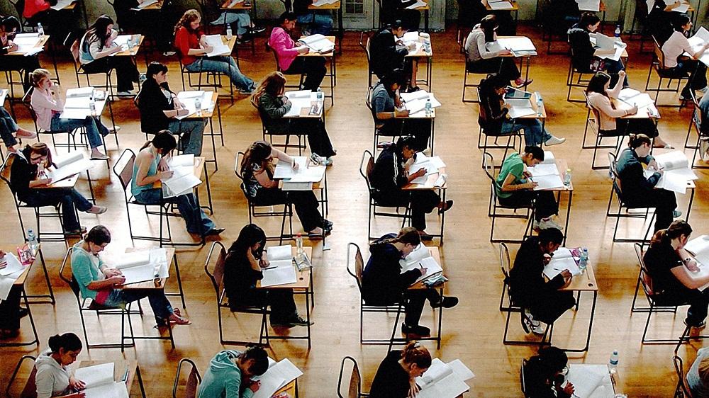 Экзамены для поступления в частную школу