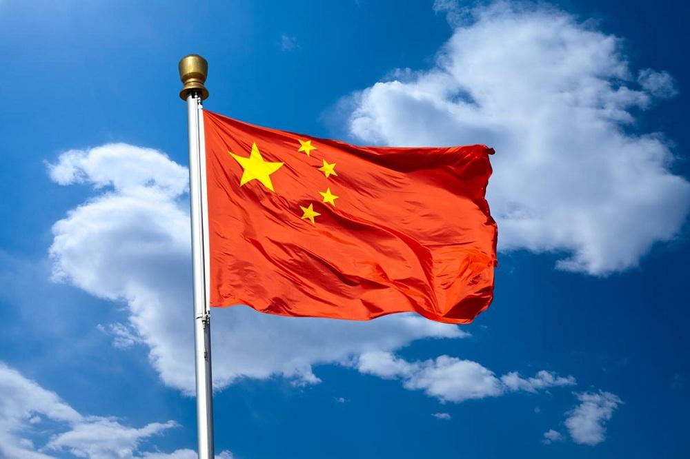 Флаг КНР