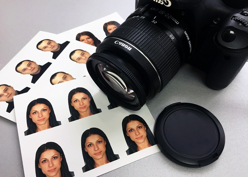 Фотография для паспорта Молдавии
