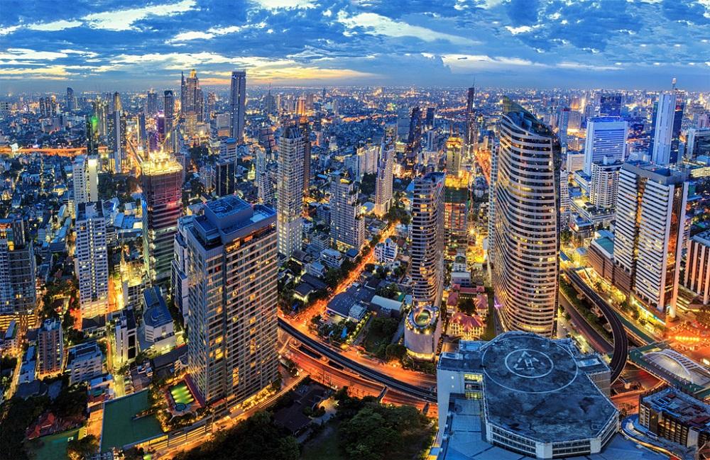 Город Бангкок, Таиланд