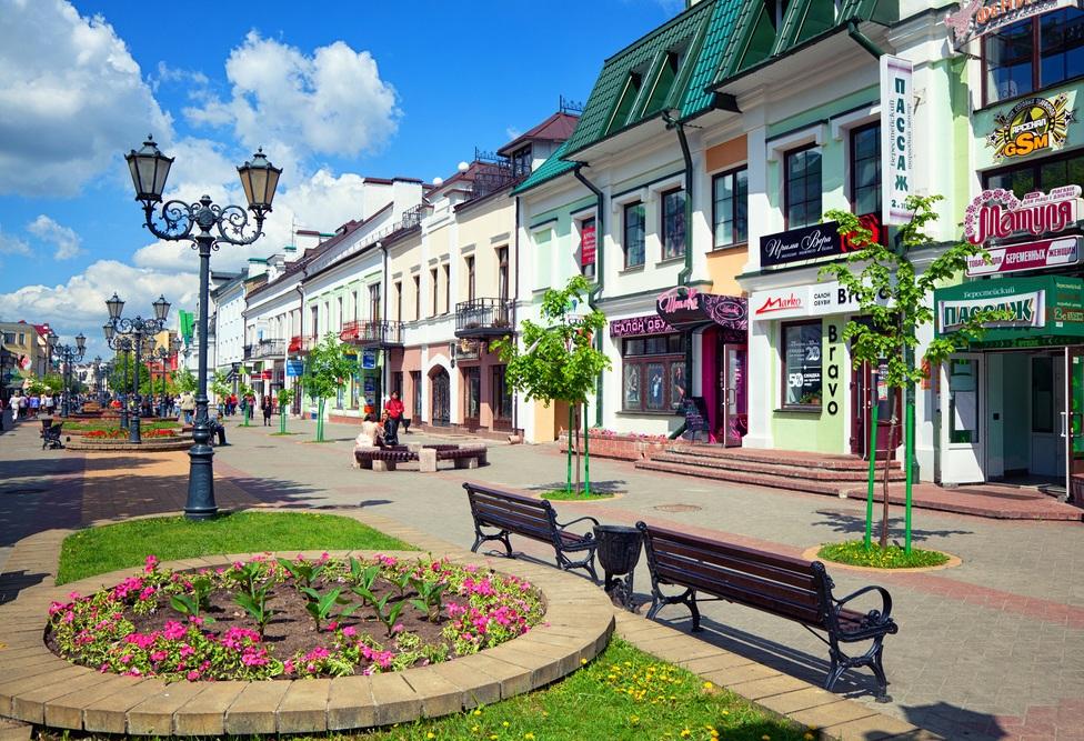 Город Брест, Белоруссия