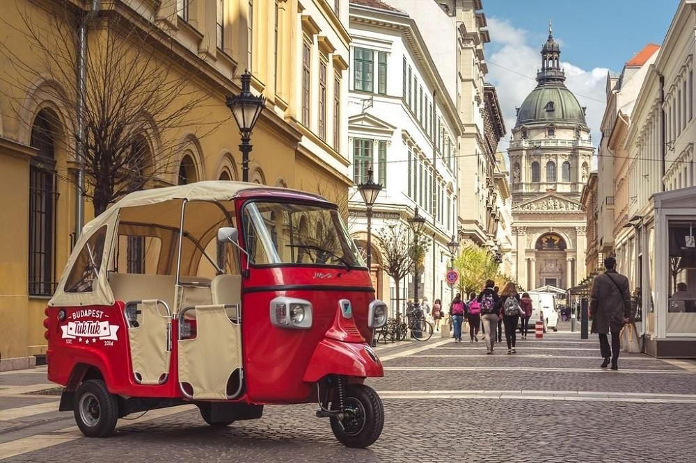 Город Будапешт, Венгрия