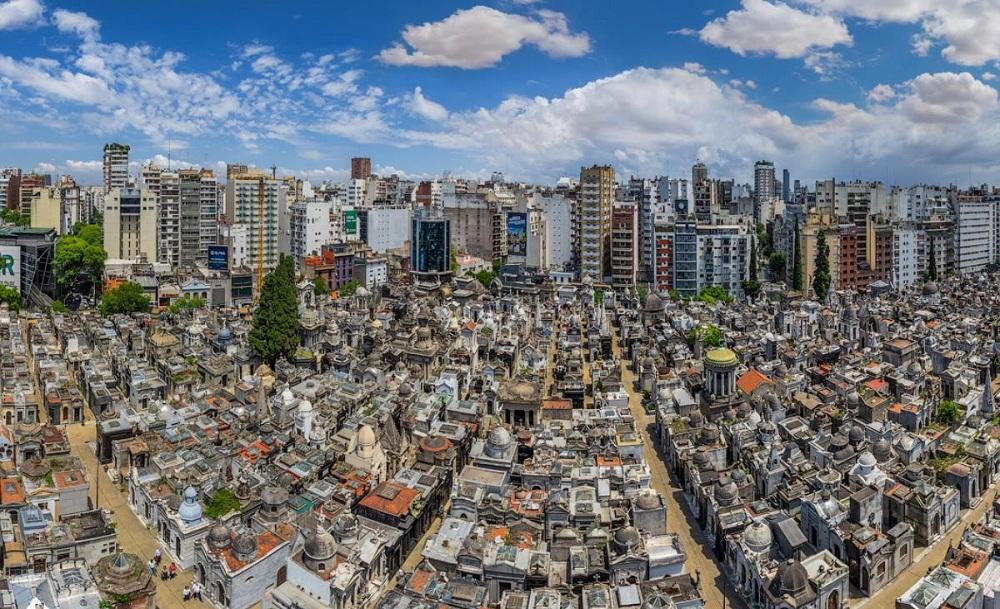 Город Буэнос-Айрес, Аргентина