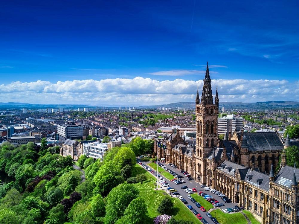 Город Глазго, Шотландия